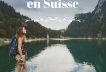 Balades en suisse