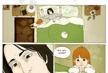 Snape! :'( I'm crying