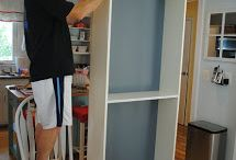 Billy Bookcases - project
