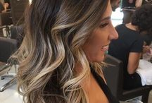 best ombre balayage hair