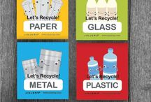 Recycling and recycled materials