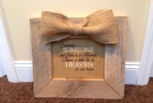 Craft auction ideas / Things to make for church auction / by Bobbie