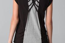 refashion / muokatut vaatteet