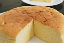 cake and desert