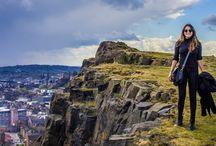 Narozeninový výlet Edinburgh