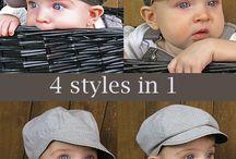 baby boy sewing list
