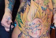 Anime tatts
