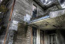 Sadly Abandoned / by Tiffany Walthall