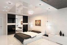 Modern bedroom / Bedroom design