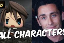 World Of Final Fantasy Voice Actors