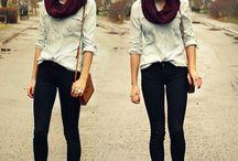 Clothes/Fashionn / by Maddie Luchsinger