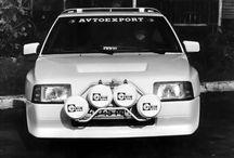 Moskvitch 2141 KR / El 2141 KR fue concebido por los ingenieros moscovitas como un coche de rally extremo, siguiendo las especificaciones de los monstruosos Grupo B.   http://motorhistoria.blogspot.com.es/2011/11/moskvitch-2141-kr-el-monstruo-de-la.html