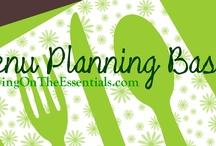 Menu Planning Basics / by Marilou Kanis