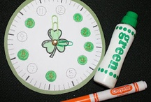 St. Patrick's Day in the Classroom