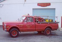 1967-1972 Chevrolet Trucks