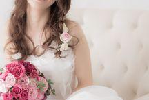 wedding dress / ブランシュエットのウェディングドレス。