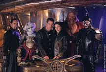 Farscape Related / by Crissy Fracisco
