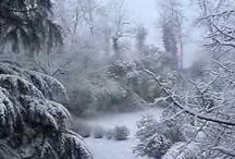 nevicata a montemerlo