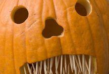 frankenstein pumpkin carving / Halloween
