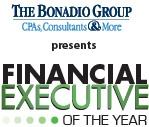 Finanical Executive of the Year  / On June 27th @ SRC Arena presenting sponsor, The Bonadio Group, BizEventz, & CNY Business Journal will honor Financial Executives. Register & help us recognize these talented honorees! Visit www.bizeventz.com to register & learn more.