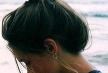 Piercing oreilles / hélix