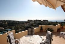 Penthouse in Elviria Hills, Marbella East / http://www.greenlife-estates.com/properties/ref-191-00211P_duplex+penthouse-elviria+hills-marbella+east.html