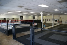 Facilities / The Zebra team helps create world-class facilities by outfitting them with mats, pads, bags and more!