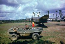 D-Day stripes