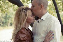 Engagement session / Engagement session Luiza & Robert, Lódz