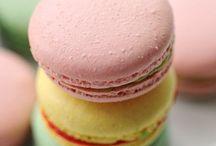 macaron - mereng