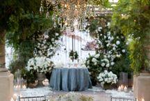 wedding display / wedding display idea / by Ayumi K