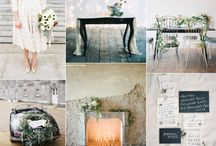 Chic Inspiration Boards / Find ideas from the lovely inspiration boards