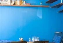 cafes-restaurants-bars / by Louise de V