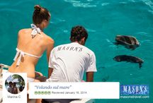 Guest Reviews: Mason's Travel Seychelles / We are the leading destination management company in Seychelles, and with over 40 years of experience, no one knows Seychelles better  .  .  . but don't take our word for it, hear what some of our satisfied clients have to say!