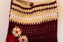 Hand Made Crochet Purses by Luisa Cassella / Hand Made Crochet Purses by Luisa Cassella