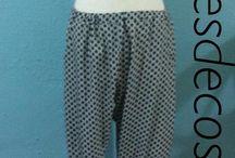 Pantalones / Pantalones realizados por las alumnas en clasesdecostura.com