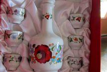 Kalocsai  porcelánok /Hungary/