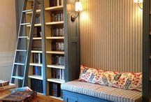 Kütüphane fikirleri