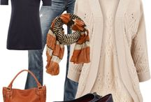 Fall Fashion / Sweaters,scarfs, and boots etc. / by Samantha Jackson