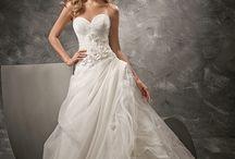 Esküvőiruha / Párizsi menyasszonyi ruhák