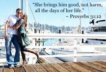 Proverbs 31 / by Andrea Kaplan