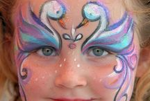 Face painting / by Bobbi Sumpman