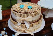 Bolo de casamento (Wedding Cake)