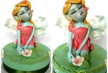 Lovely Cakes / Torte decorate in pasta di zucchero