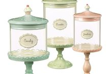 Cozinha♥ / Utensílios, decoração, vintage, louças, modernidade. ..
