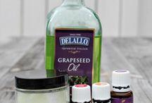 essential oil usages