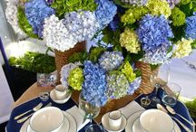 Dining Rooms, Tablescapes & Entertaining