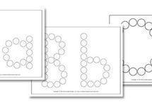 Homeschooling: alphabet