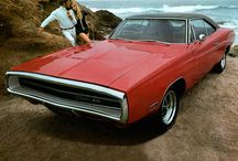1970 Charger & Charger R/T