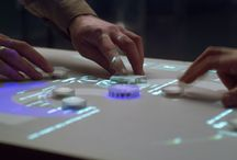 tangible interface / natural interface / connected objects